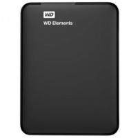 西部数据(WD) Elements Portable 2.5英寸 USB3.0 移动硬盘 1TB(WDBUZG0010BBK)