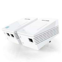 TP-LINK(普联)TL-H29R和H29E套装 HyFi智能电力线无线路由器(最多1个R配对7个E)