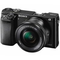 索尼(SONY)ILCE-6000L微单单镜套机 EPZ 16-50mm F3.5-5.6 OSS 黑色