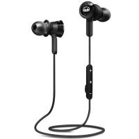 魔声(Monster)Clarity Wireless 灵晰 无线蓝牙耳机 入耳式音乐耳机 线控带咪 黑色(137030)