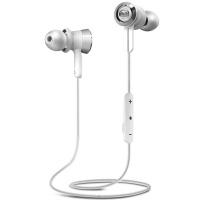 魔声(Monster)Clarity Wireless 灵晰 无线蓝牙耳机 入耳式音乐耳机 线控带咪 白色(137031)
