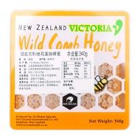 纽兹兰 野地花巢块蜂蜜 340g