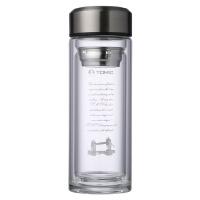 特美刻 直筒玻璃杯 本色 360ML 1BSB9512