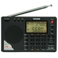 德生(TECSUN)PL-380 收音机 黑色