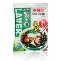 王裔佳 虾皮紫菜汤 82g
