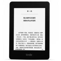 亚马逊(AMAZON)全新 Kindle Paperwhite电子书阅读器 300 ppi电子墨水触控屏 内置阅读灯