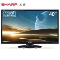 夏普(SHARP)40英寸 LCD-40M3A 全高清超薄液晶平板电视