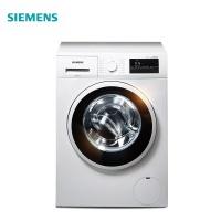 西门子(SIEMENS) WM12P2608W 8公斤 变频滚筒洗衣机 白色 1200转 预售!1月中旬发货!