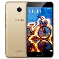 魅族 魅蓝5 手机 金色 全网通(3G RAM+32 ROM)标配