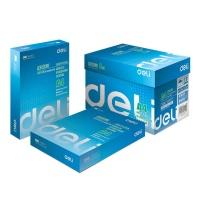 得力(Deli)莱茵河70克A4复印纸7401 5包/箱