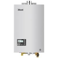 林内(Rinna)RUS-16E55CWNF(T) 16升 水量伺服器 精准恒温 燃气热水器(天然气)