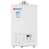 能率(NORITZ)GQ-1350FEX 13升 智能恒温数显 燃气热水器(天然气)