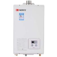 能率(NORITZ)GQ-1650FEX 16升 智能恒温 数显 燃气热水器(天然气)