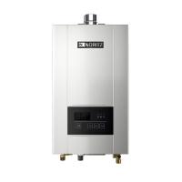 能率(NORITZ)GQ-16E3FEX 16升 智能恒温 日本原装CPU 燃气热水器(天然气)