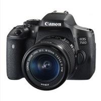 佳能(Canon)EOS 750D 单反套机(EF-S 18-55mm f/3.5-5.6 IS STM镜头)