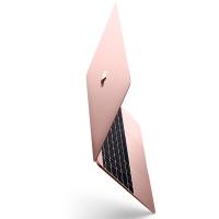 苹果(Apple)MacBook 12英寸笔记本电脑 玫瑰金色 256GB闪存 MMGL2CH/A