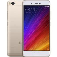 小米(MI)5S 全网通 标准版 3GB内存 64GB ROM 金色全网通4G手机
