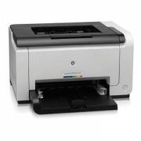 惠普(HP)LaserJet Pro CP1025 彩色激光打印机