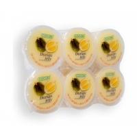 可康(Cocon)榴梿味果冻(含椰纤果)80g*6