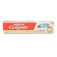 高露洁(Colgate) 360全面口腔健康修护牙釉质牙膏 140g