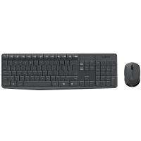 罗技(Logitech) MK235 无线键鼠套装