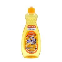 香橙超净洗洁精600ml 日本进口