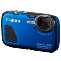 佳能(Canon)PowerShot D30 数码相机