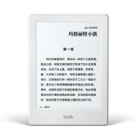 亚马逊(AMAZON)全新Kindle电子书阅读器 入门款升级版  白色