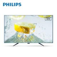 飞利浦(PHILIPS)55英寸 55PUF6701/T3 4K超高清安卓5.1智能LED液晶电视