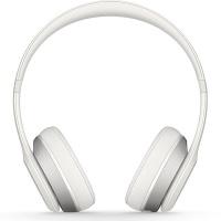 Beats Solo2 Wireless White 头戴式贴耳蓝牙耳机 白色