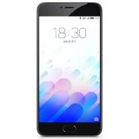魅族(MEIZU)魅蓝note3 4G手机 双卡双待 灰色 全网通(3G RAM+32G ROM)标配