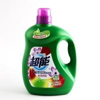 超能 植翠低泡洗衣液3.5kg 鲜艳亮丽