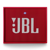JBLGO音乐金砖 无线蓝牙小音箱 魂动红