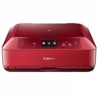 佳能(Canon)MG7780 单反照片一体机 魅力红