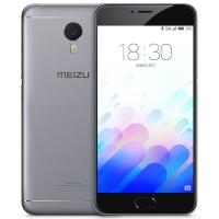 魅族(MEIZU)魅蓝note3 全网通版 16GB 灰色 移动联通电信4G手机 双卡双待