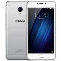 魅族(MEIZU)魅蓝3S 全网通公开版 3G+32GB 银色 移动联通电信4G手机 双卡双待