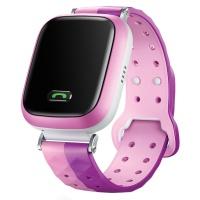 小天才电话手表Y02 防水版紫色