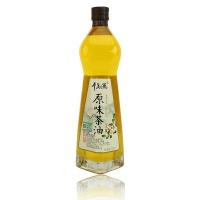 千岛源 原味茶油 750ml