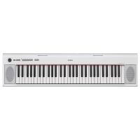 雅马哈(YAMAHA)NP-12WH 电子琴 白色 成年人儿童力度电子钢琴61键(不含琴架、琴凳)