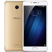 魅族(MEIZU)魅蓝Max 64GB 全网通公开版 金色 移动联通电信4G手机 双卡双待