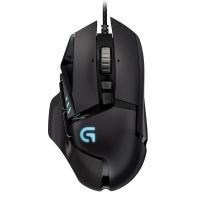 罗技(Logitech)G502 自适应USB有线游戏鼠标