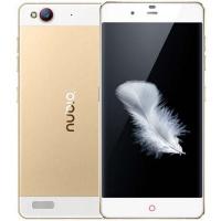 努比亚(nubia)My 布拉格 3G+32G 全网通4G手机 双卡双待 前白后金色 精英金版