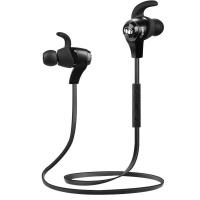 魔声(Monster)iSport wireless 爱运动无线蓝牙 入耳式耳机 线控带麦 黑色