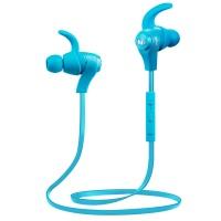 魔声(Monster)iSport wireless 爱运动无线蓝牙 入耳式耳机 线控带麦 蓝色