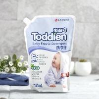 LG 淘淘安 婴儿洗衣液 宝宝衣物清洁(袋装) 韩国进口