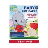 米小圆味咔嗞苹果味米小圆(婴幼儿谷物辅助食品)荷兰进口