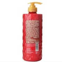 黛丝恩(Moist Diane) 摩洛哥油护发素 头皮养护丰盈型 精油护发乳润发乳无硅油 500ml 日本进口