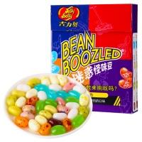 吉力贝 火柴盒迷惑怪味豆形糖果 45g