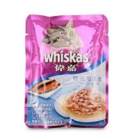伟嘉 妙鲜包深海鲜鱼猫粮 85g
