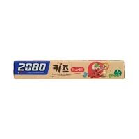 爱敬2080 乐活儿童牙膏(树莓味)100g 韩国进口